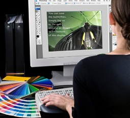 Prepress & Graphic Design